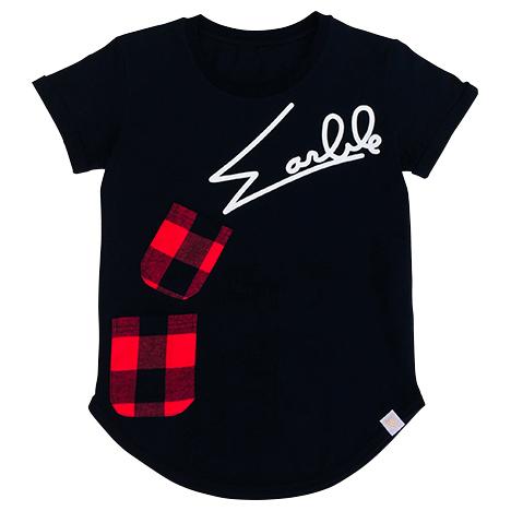 ラウンドTシャツ